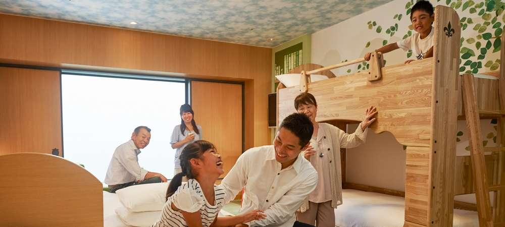 東京 ファミリー ホテル